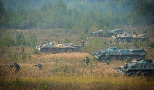Военные заявляют о начале комплексных учений