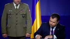 Украина и Польша уточнили параметры военного сотрудничества