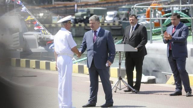 Назначен новый глава ВМС Украины