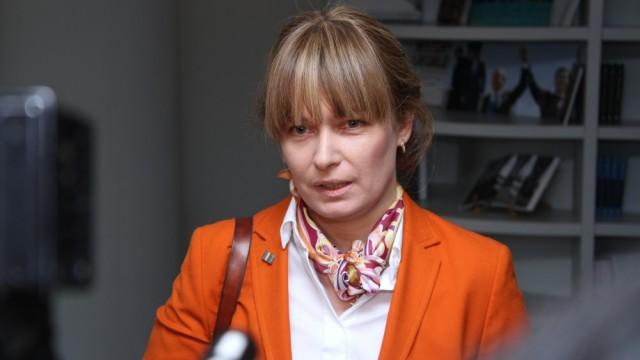 Жена Саакашвили поборется за депутатский мандат