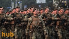 В Украине начинается призыв на срочную военную службу