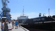 Бердянский порт добивается разрешения построить зерновой терминал