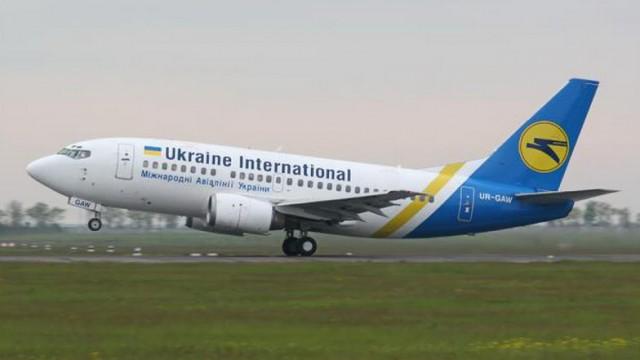 Во Львове прервали взлет лайнера компании МАУ