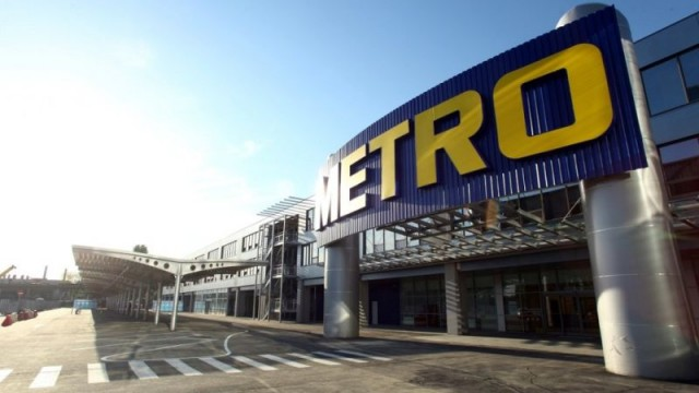 Прибыль Metro Group сократилась на 3%