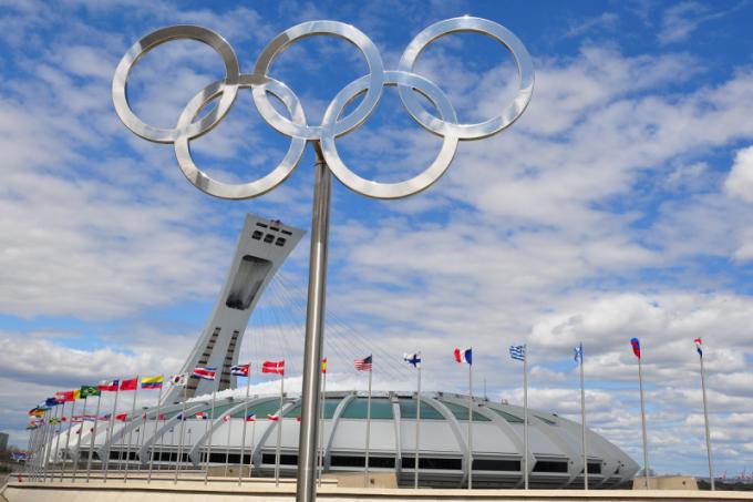 Олимпиада-1976 в Монреале