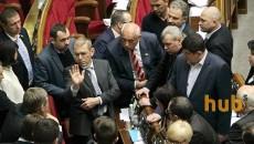 Партии Порошенко и Яценюка могут слиться