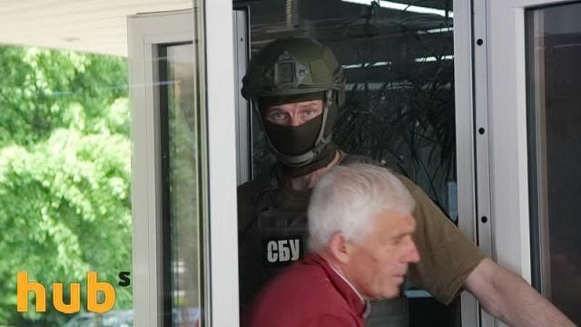 СБУ обнаружила склад оружия под Киевом