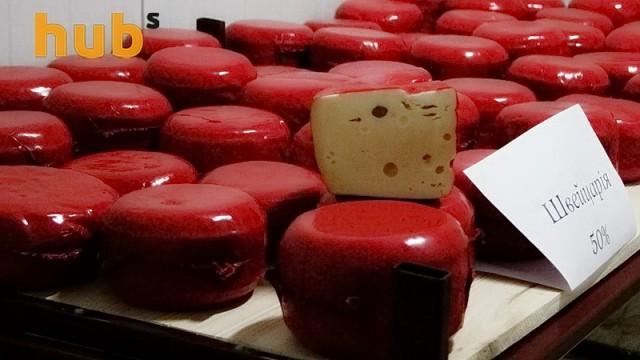 Трейдеры поставили за рубеж сыров на $11,4 млн