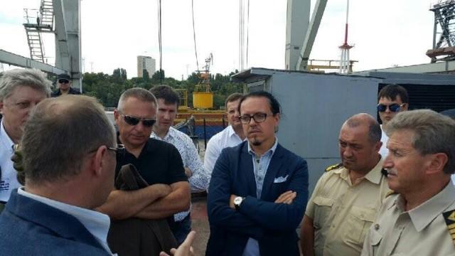 Балчуна шокировала коррупция в «Укрзализныце»