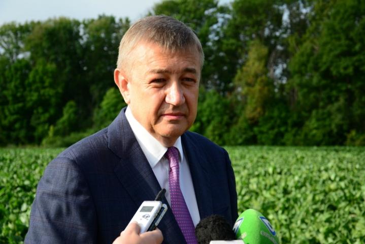 председатель Харьковского облсовета Сергей Чернов