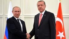 Путин и Эрдоган обсудили будущее Сирии