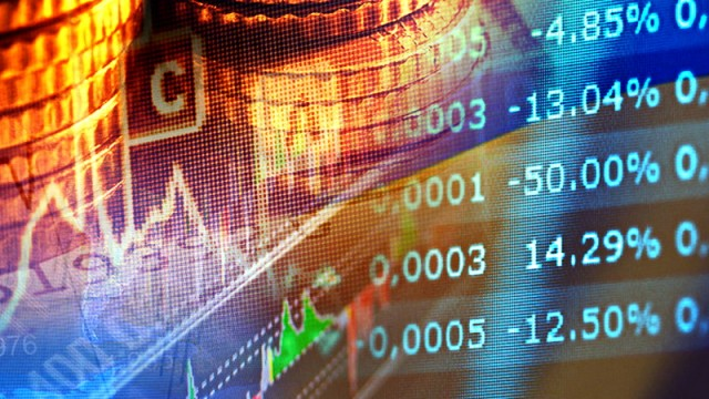 В США остановились торги на фондовой бирже