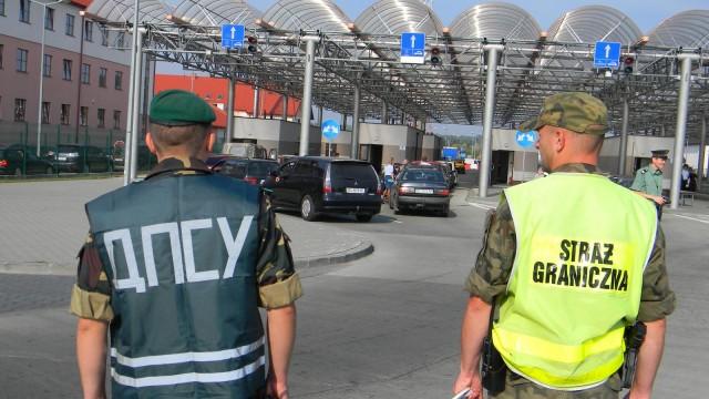 На украинско-польской границе - опять очереди