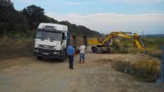 На Буковине остановили незаконную добычу гравия