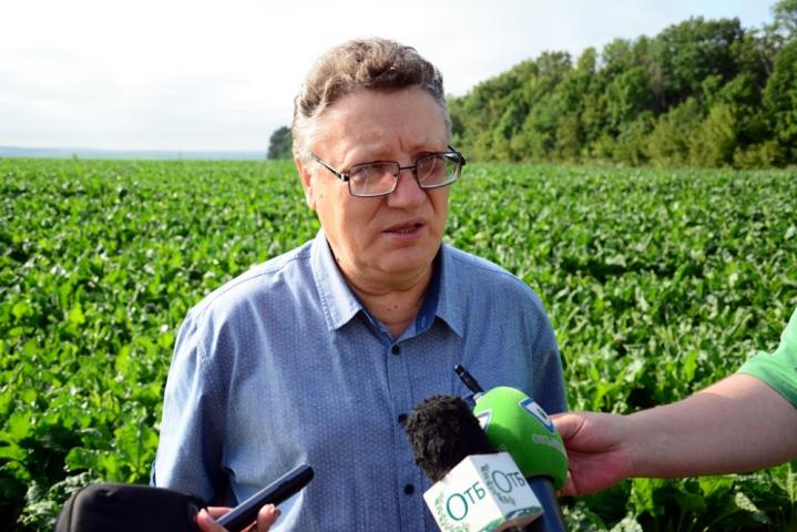 гендиректор ассоциации «Харьковсахар» Юрий Ильченко