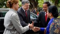 Украина готовится к зоне свободной торговле с Индонезией