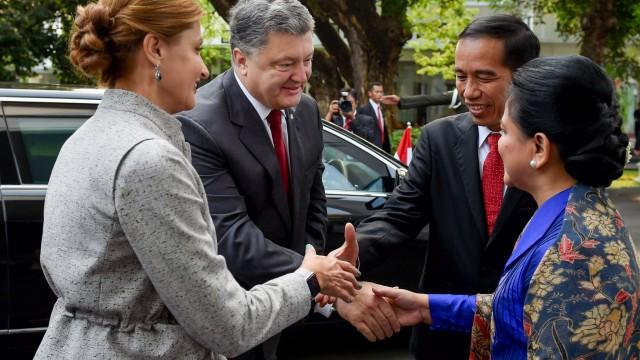 Украинские аграрии собираются нарастить экспорт в Индонезию