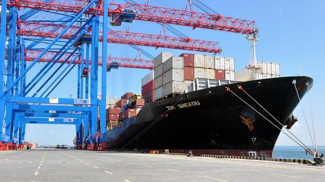 Одесса провела 80% контейнерных операций в объеме Украины