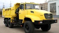 Доля экспорта грузовиков на 99% заполнена КрАЗом