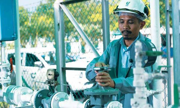 Малайзия поможет с добычей сланцевого газа в Украине
