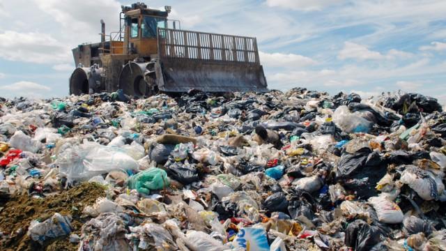 Проекты по переработке отходов реализуются вопреки бездействию государства (инфографика)