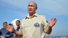 РФ будет развивать контакты с Украиной, - Путин