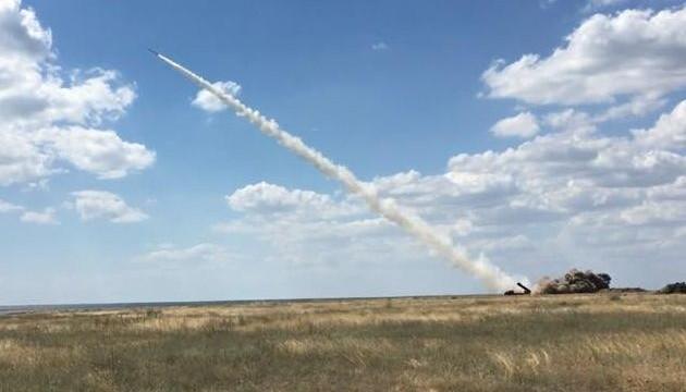 Военные испытали новую ракету