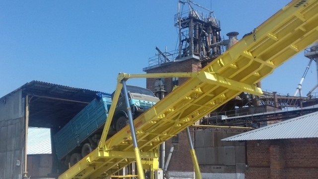 Агротрейд запустил модернизированный подъемник на Близнюковском КХП