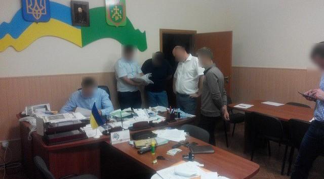 Задержан мэр города Ромны