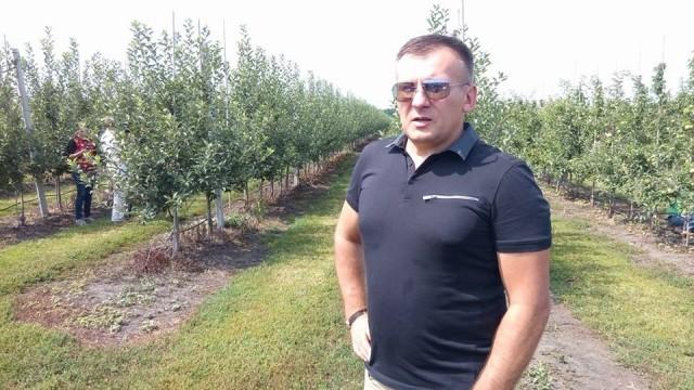 Василий Сердюк, директор ООО «Харьковская фруктовая компания»