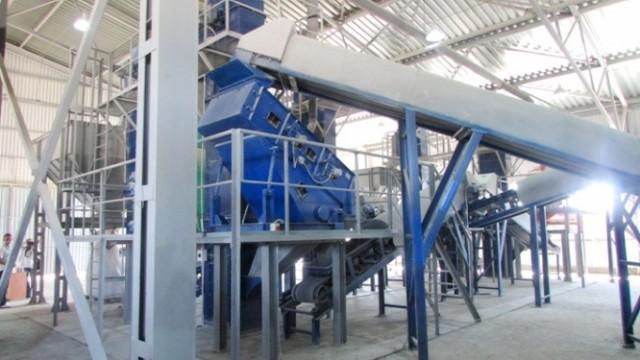 На Житомирщине открыли современный производственный комплекс