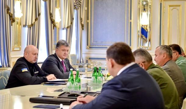 Украина усиливает боеготовность на админгранице с Крымом