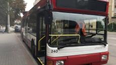 В Ивано-Франковске тестируют новые троллейбусы
