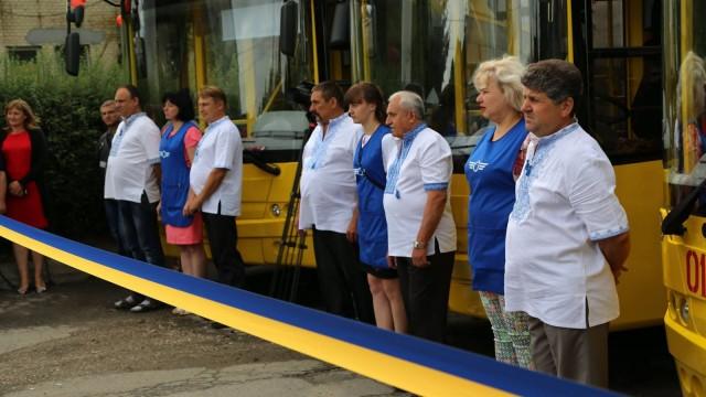 В Хмельницком продолжают обновлять троллейбусный парк