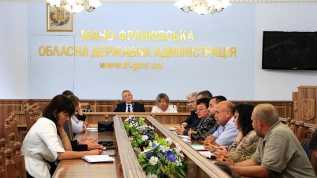 Власти Ивано-Франковска пытаются восстановить работу Подгайчиковского МПД ГП «Укрспирт»