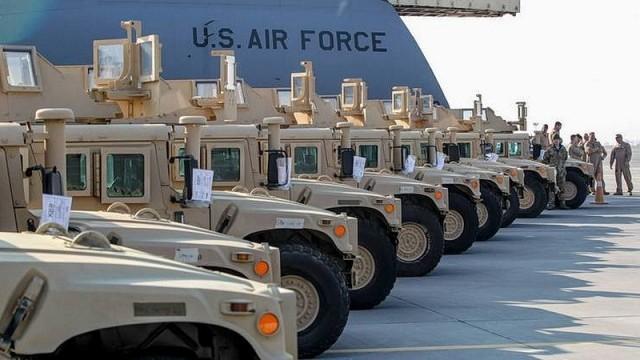 Украина за полтора года получила самую большую военную помощь из США, - МОУ