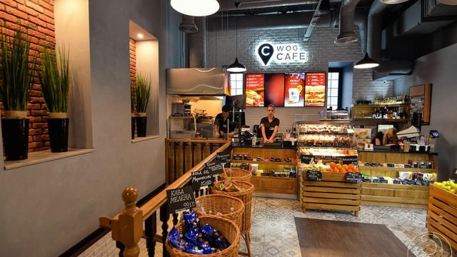 WOG открывает кофе-пойнты в Ашане