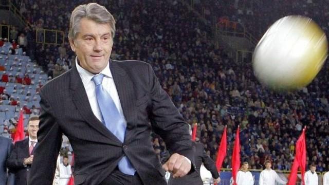 Ющенко метит в НБУ