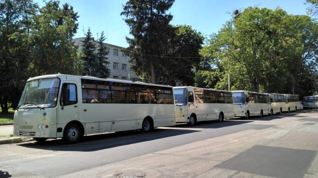 Житомирские перевозчики переходят на новые стандарты качества