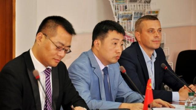 Китайцы ознакомились с инвестиционным потенциалом Житомира