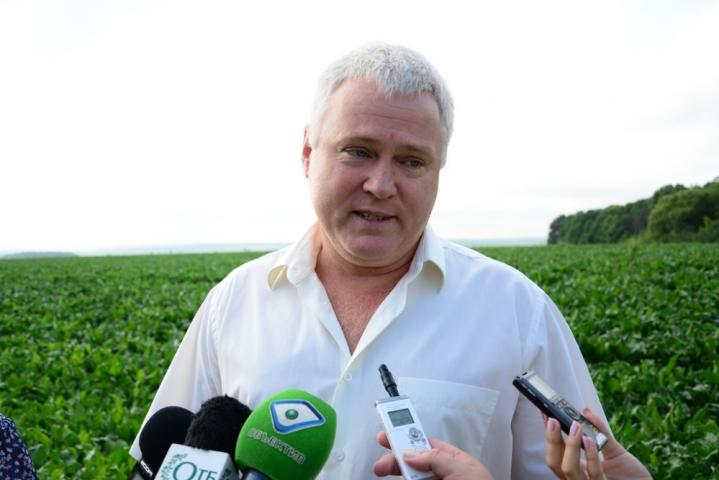 директор СП «Белый Колодец» Борис Золотов