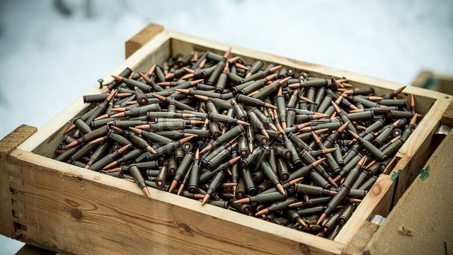 Литва отправила в Украину боеприпасы к советскому оружию