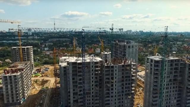 «Киевгорстрой» возобновил строительные работы