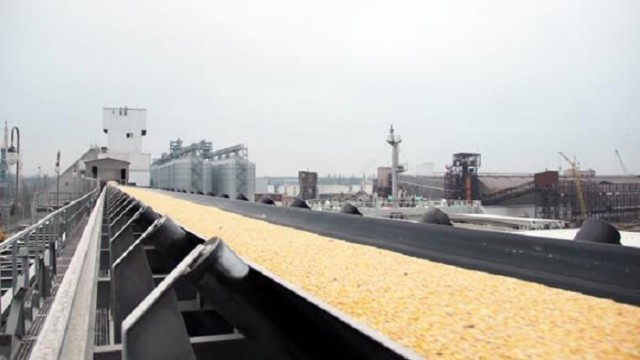 Терминал «Ника-Тера» осуществил перевалку 2 млн 115,6 тыс. тонн грузов