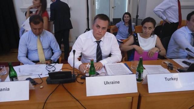 Холодницкий пожаловался в ОБСЕ на произвол украинских судов