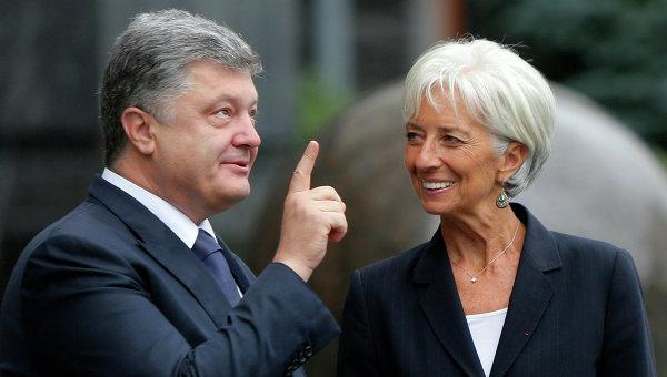Лагард назвала непростой борьбу с коррупцией в Украине
