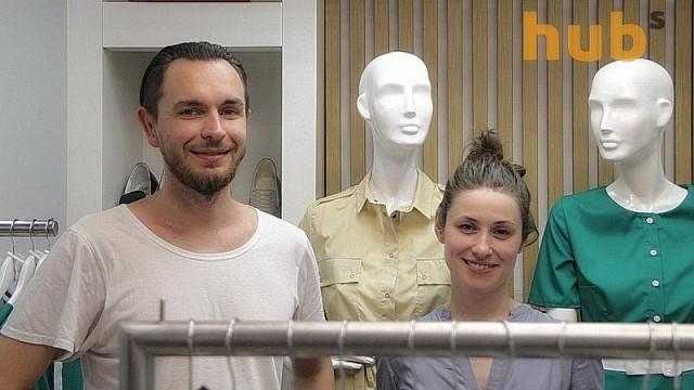 МСБ, стартап, одежда
