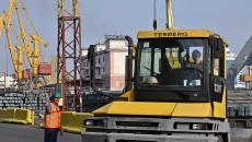 Одесский порт нарастил обработку сухогруза на 105 %