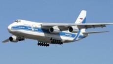 Российские Ан-124 могут лишиться возможности летать за рубеж