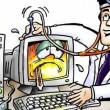 Вирус атаковал компьютеры в Румынии, Нидерландах, Норвегии и Британии